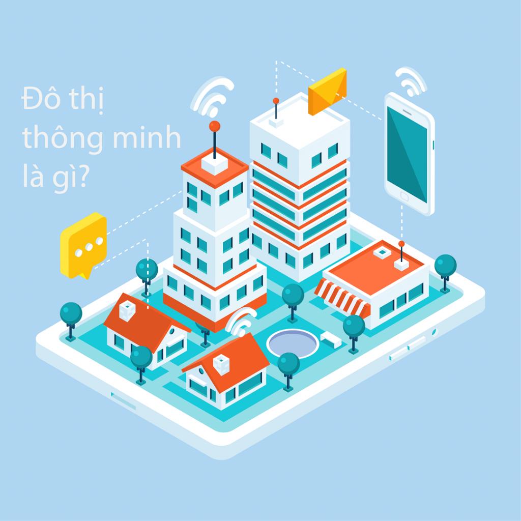 Đô thị thông minh là gì?