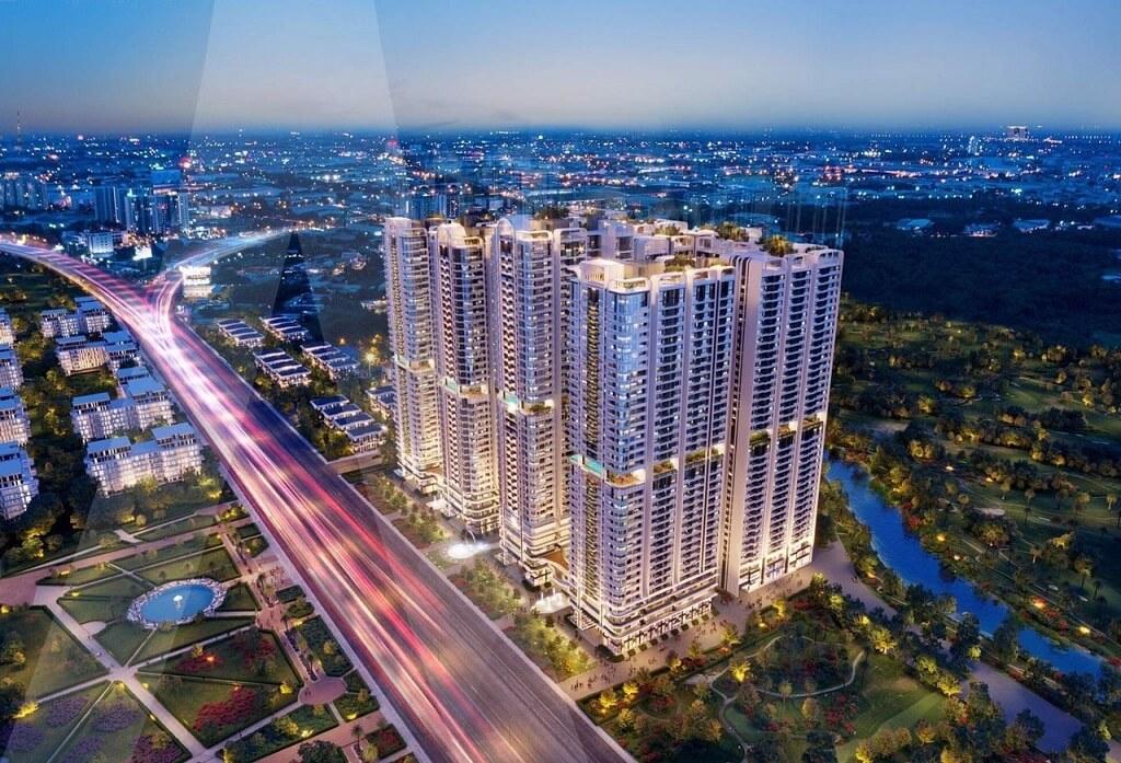 Giới thiệu dự án căn hộ Astral City