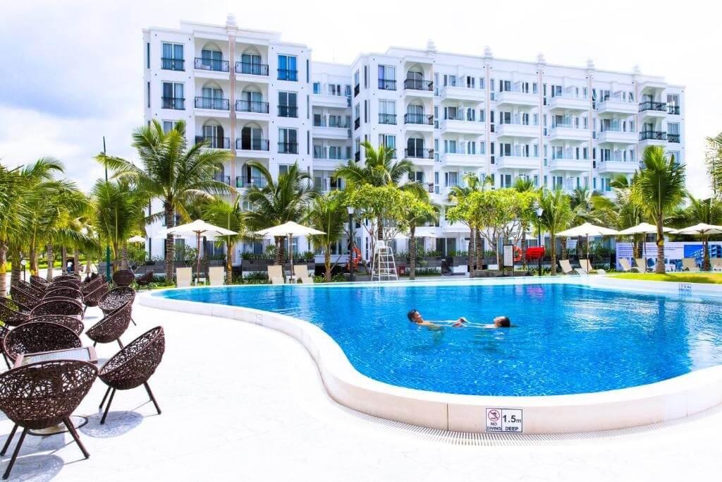 Giới thiệu Cham Oasis Nha Trang Resort Condotel