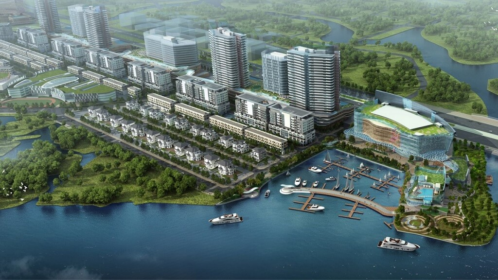 Giới thiệu khu đô thị Sala