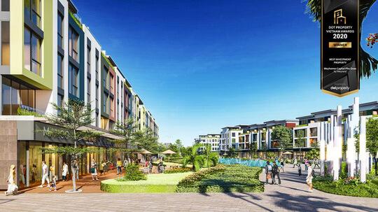 Đại đô thị Meyhomes Capital Phú Quốc