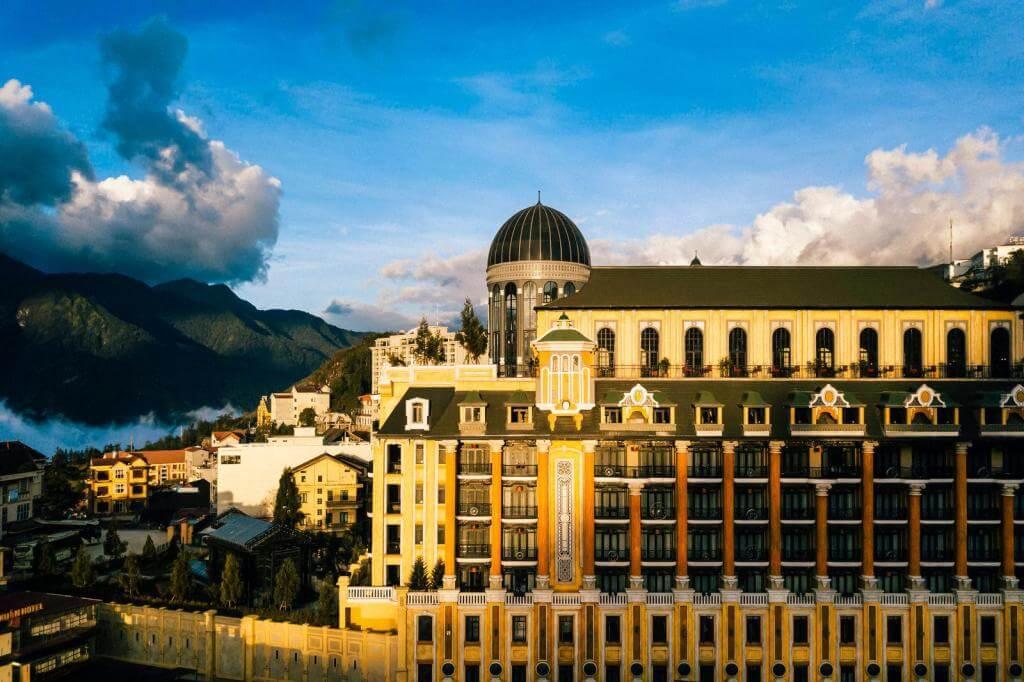 Mgallery Sapa – Khách sạn De La Coupole Sapa