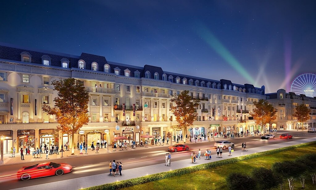 Shophouse Europe