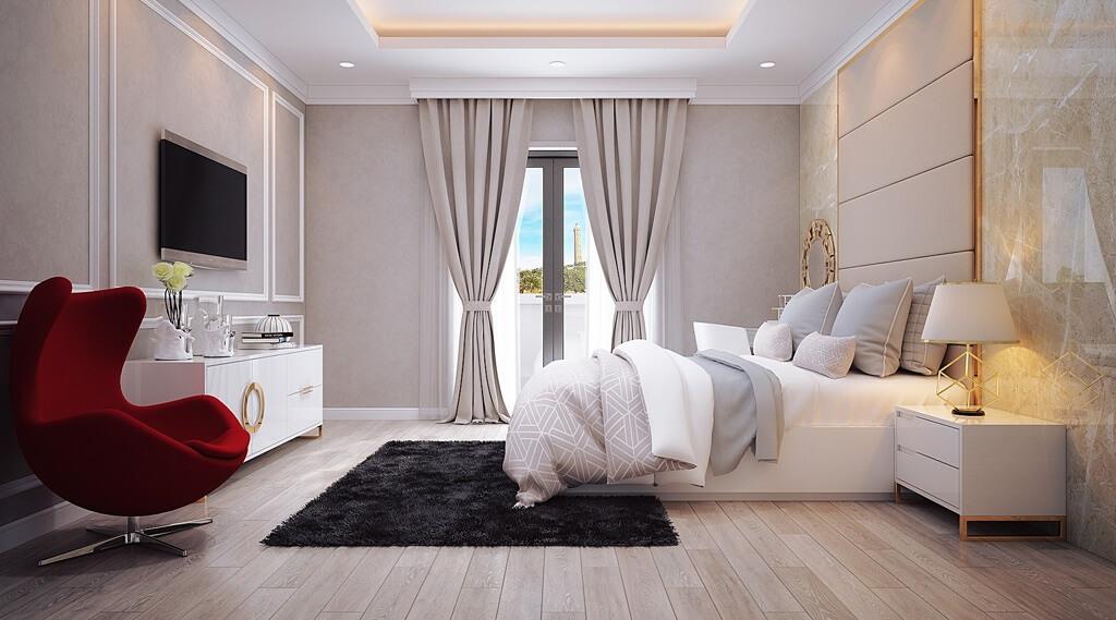 Thiết kế căn hộ Condotel Biển Đá Vàng