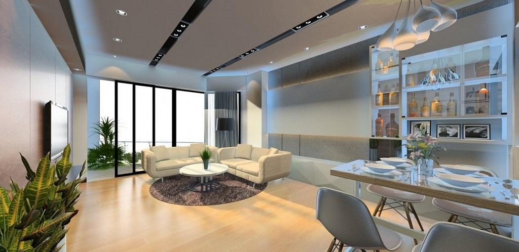 Thiết kế căn hộ Vinpearl Condotel Beachfront Nha Trang