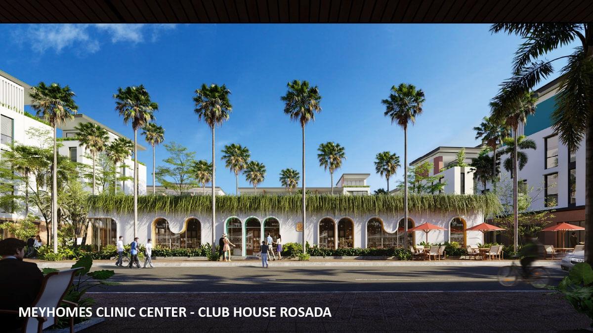 CLUB HOUSE ROSADA