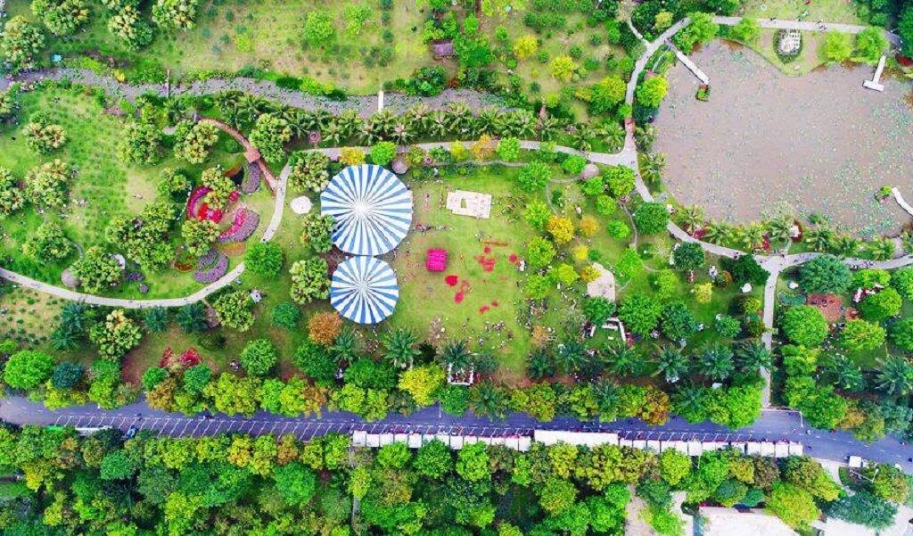 Công viên khu đô thị Ecopark