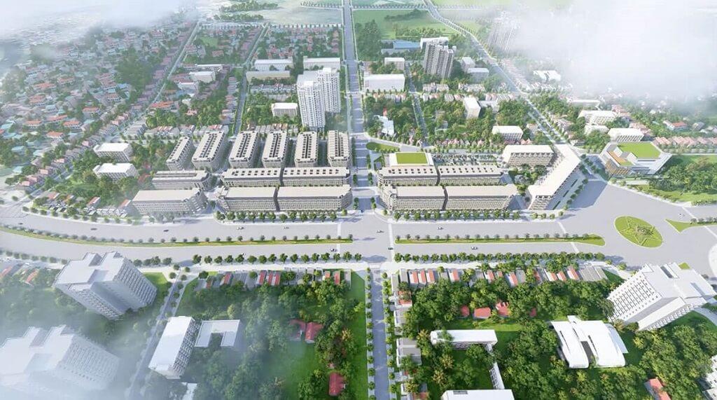 Giới thiệu khu đô thị Kiến Hưng