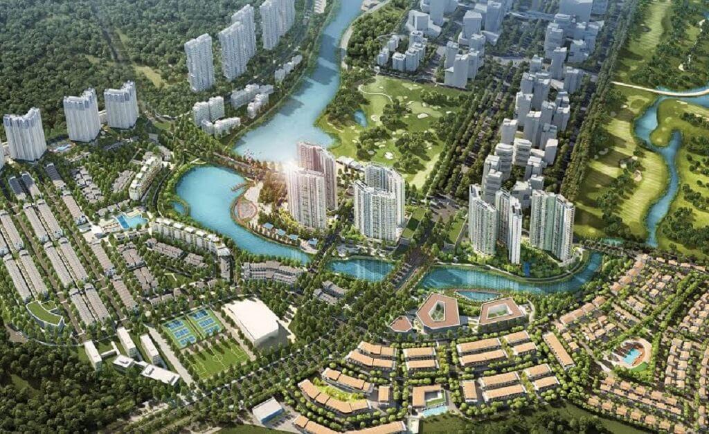 Khu đô thị Ecopark