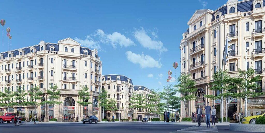 Kiến Hưng Luxury khu đô thị Kiến Hưng