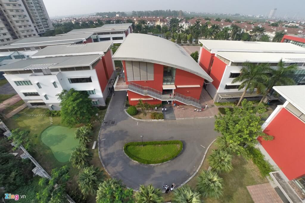 Trường quốc tế khu đô thị Ciputra