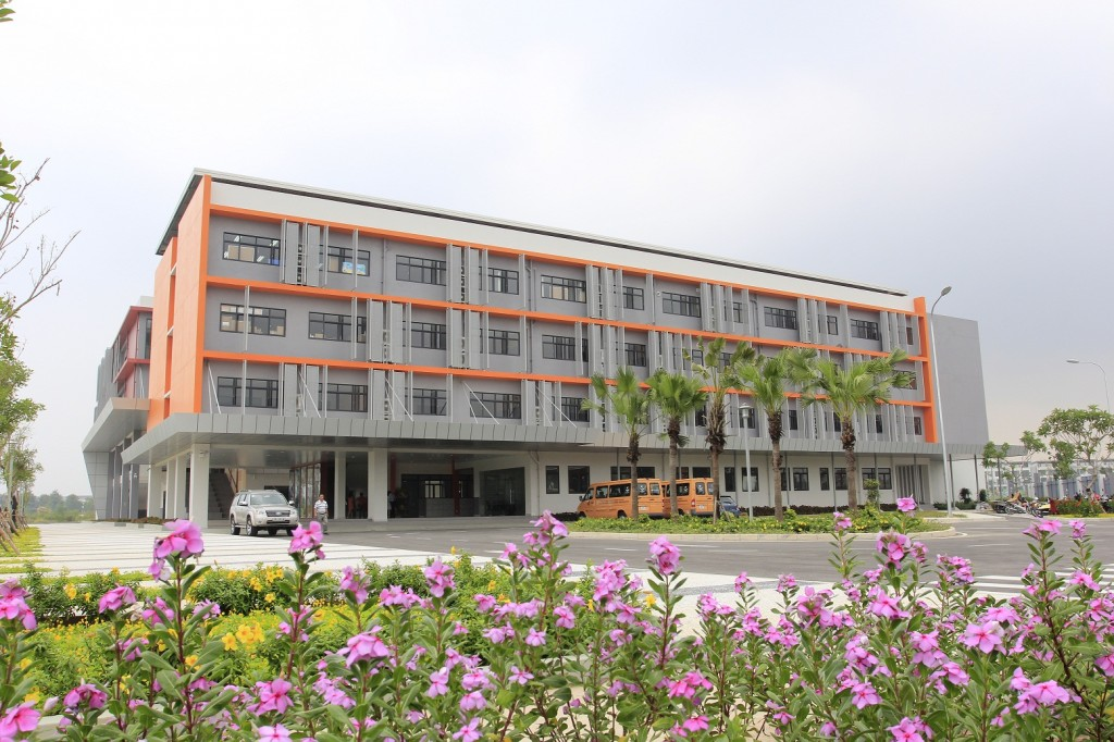 Trường quốc tế khu đô thị Gamuda
