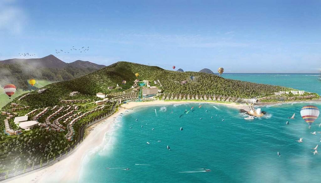 Biển Bãi Lữ được mệnh danh là thiên đường trên biển ở Nghệ An