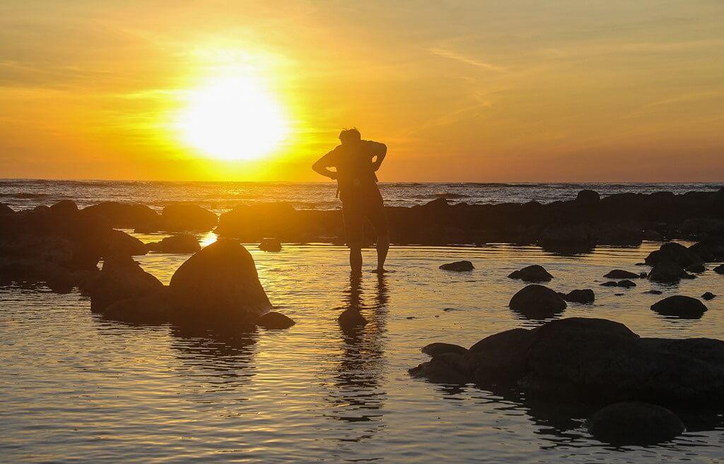 Bình minh trên biển Quỳnh Nghệ An là một thời khắc tuyệt đẹp trong ngày