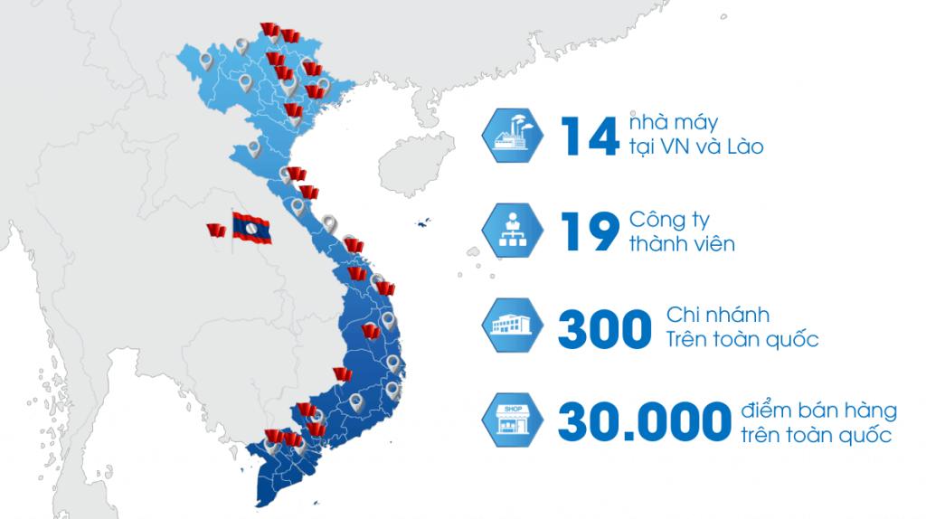 Trải qua hơn 28 năm hình thành và phát triển, Tân Á Đại Thành đã trở thành tập đoàn hàng đầu tại Việt Nam